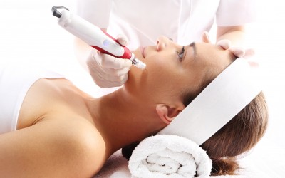 Turn back the clock with microneedling