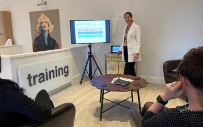 Your aesthetics trainer – Allison McCarron